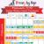Magic Kingdom Calendar