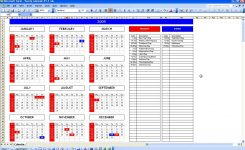 Downloadable Excel Calendar Mathsequinetherapiesco