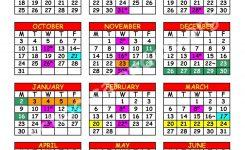 Duval County Spring Break 2018 Acquit 2019