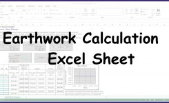 Earth Work Calculation Pdf Greenpointer