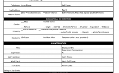 Employee Personal Information Sheet Hardsell Pinterest