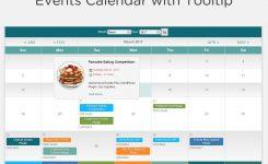 Events Calendar Registration Booking Elbisnero Codecanyon