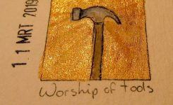 Every Inchie Monday Inchie Worship Of Tools Day