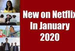 New Netflix Movies Jan 2020