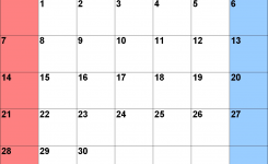 Excel Calendar April 2019 Excel Calendar Template