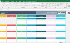 Excel Calendar Templates Download Free Printable Excel Template