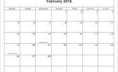 February 2018 Calendar With Holidays Uk Calendar Monthly Printable