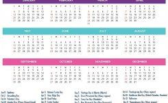 February 2019 Calendar Alberta Calendar Creative Printable