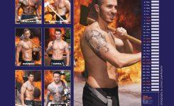Firefighters Uk Calendar Jill Davis Design