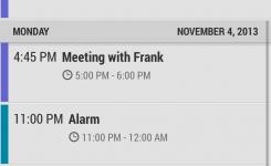 Foobarblog 20 Android App Calendar Event Reminder
