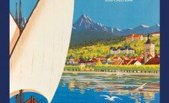 France Vintage Travel Posters Calendar 2018 Calendar Club Uk
