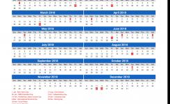 Free Calendar 2018 Uganda Printable Newspicturesxyz