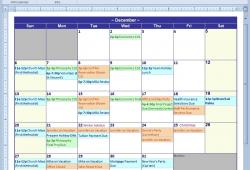 Free Photo Calendar Creator Software