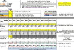 Crossfit Excel Spreadsheet