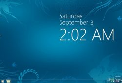 Download Free Clock For Desktop With Calendar