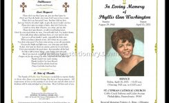 Free Funeral Program Template Publisher Funfpandroidco