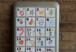 Free Make Your Own Advent Calendar