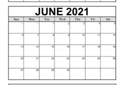 Free May to July 2021 Calendar Template