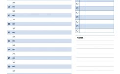 Free Microsoft Word Daily Appointment Calendar Template Helloalive