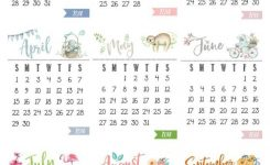 Free Printable Calendar Yearly Clipboards And Free Printable