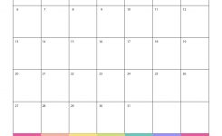 Free Printable Calendars For 2018 And 2019 This Free Printable