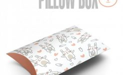 Free Printable Easter Pillow Box Template Frugal Mom Eh