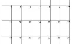 Free Printable March 2018 Vertical Calendar Maxcalendars