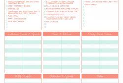 Free Printable Event Calendar