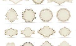 Free Printable Vintage Label Templates Templates Labels Designs