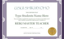 Free Reiki Certificate Templates For Word Boatjeremyeatonco