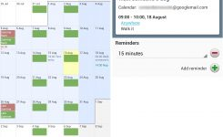 Free Write On Calendar App Flash Design