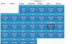 Github Llazzarodjango Scheduler A Calendaring App For Django