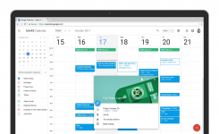 Google Calendar On The Web Gets A Fresh New Look Techcrunch
