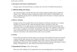 Graphic  Design  Freelance  Contract