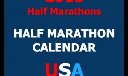 Marathon Calendar Usa 2018