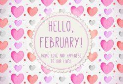 Hello February Quotes