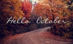 Hello October Quotes Pictures And Sayings