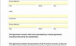 Help Desk Sla Samples Help Desk Service Level Agreement Template