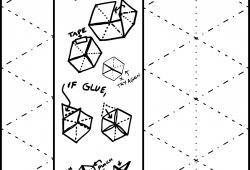 Hexaflexagon Printable