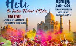 Holi Indian Festival Of Color Events Calendar The University