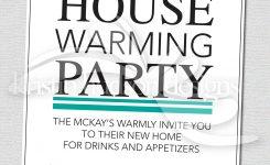 House Warming Party Invite Designs Kristin Hudson Invitations