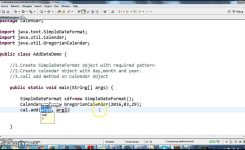 How To Add Number Of Days To Date In Java Youtube