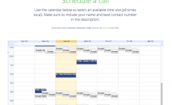 How To Create Appointment Slots In Google Calendar Google Cloud