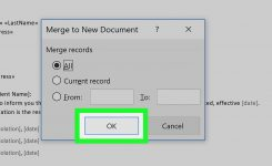 How To Mail Merge In Microsoft Word With Pictures Wikihow