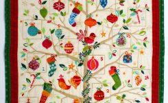 How To Make A Patchwork Advent Calendar Hobcraft Blog