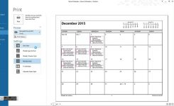 How To Save An Outlook Calendar As A Pdf File Youtube