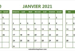 Mois De Janvier Fevrier 2021