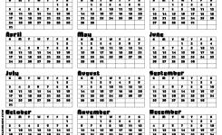 Incompetech Calendar 2016 Calendar Template 2018