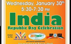 India Republic Day 2019 Indian American Forum