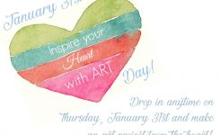 Inspire Your Heart With Art Day Bristol Public Library